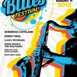 2012 Gloucester Blues Festival